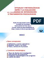 1. Bases Conceptuales y Metodologicas Evaluacion SINTESIS