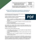 Instructivo Registro e Inscripcion Programas Virtuales