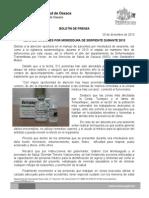 20/12/13 Cero Defunciones Por Mordedura de Serpiente en El 2013