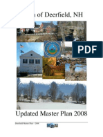Deerfield, NH 2008 Updated Master Plan