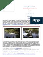 4 - Mondariz - Sendeiro fluvial do Tea - Pasos de Tatín