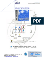 Guia Rapida Estacion GPT 7500