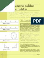 08 - Cap. 7 - Geometrías euclídeas y no euclídeas