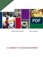 Devens Annual Report 2009