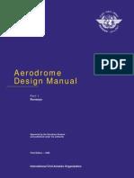 Airport Planning Manual - Icao Part 1 Aerodrome Design Manual (Runways)