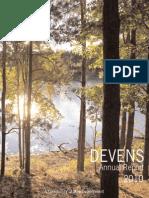 Devens Annual Report 2010