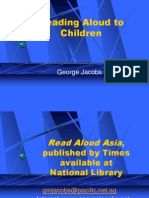 Reading Aloud to Children.ppt