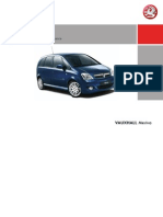 Meriva  (Opel /Vauxhall) Owner`s Manual (2007)