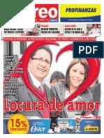 Correo_2013!09!22 - Huancayo - Portada - Pag 1