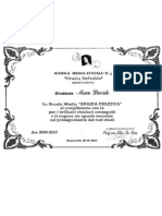 Diploma scuola media