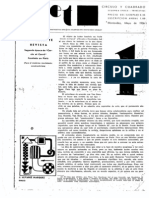 Circulo y Cuadrado 2a Epoca n1 Mayo 1936