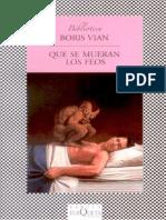 81816857-Vian-Boris-Que-Se-Mueran-Los-Feos.pdf