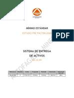 ADS_MS_002 Minimo Estandar - Estudio Pre Factibilidad Rev 0