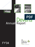 Devens Annual Report 2004