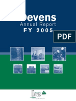 Devens Annual Report 2005