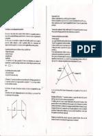 geometria proiettiva