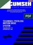 Peerless transmission