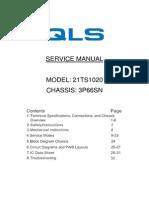 Manual Servicio Tv