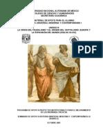 IIILacrisisdelfeudalismoyelorigendelcapitalismo Europaylaexpansiondelmundo SiglosXII XVI