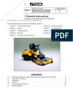 Stiga Pro 16 Workshop Manual