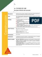 Fibra de Acero Para Concreto Sika Fiber Cho6535nb