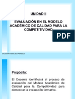 c. DIAPOSITIVAS EVALUACION DEL APRENDIZAJE UNIDAD II.pdf