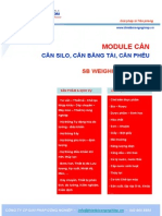 SBS-101 WeighingModules SOLUTION