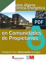 Guia Sobre Ahorro y Eficiencia Energetica en Comunidades de Propietarios Fenercom 2013