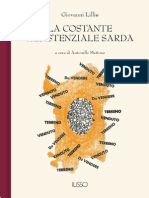 LA COSTANTE RESISTENZIALE SARDA a cura di Antonello Mattone