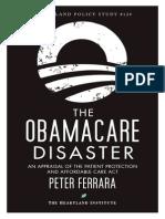 [Peter Ferrara] the Obamacare Disaster(BookFi.org)