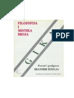 Matila Gika - Filozofija i Mistika Broja