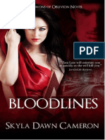 Bloodlines - Extended Excerpt