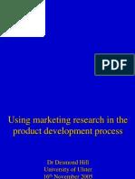 Product Development pment Desi Hill[1]
