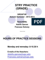 Presentation of Chemistry Practices - Initial Phase -.ppt