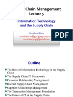 supply chain in IT