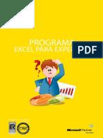 Programa Excell Para Expertos - Brochure Ti Excel Pe