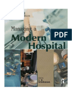 12- Managing a Modern Hospital