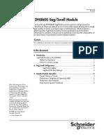 8000 Series Sag Swell Module