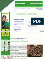 Www Botanical Online Com Propiedadescastanas Htm