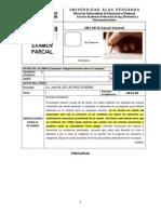 Examen Parcial Calculo Vectorial 2013-3Mod1