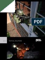 Petzl Tactical Solutions Brochure_2013_lo