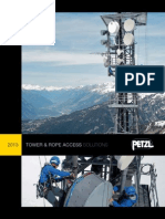 Petzl Tower & Rope Access Solutions Brochure 2013_lo