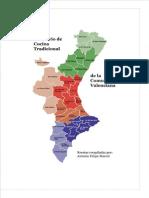 Marcet Antonio Felipe - Recetario de La Cocina Tradicional de La Comunidad Valenciana