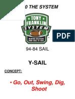 6 - 2010 TFS 94-84 Sail