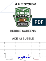 21 - 2010 TFS Bubble Screens & Fox