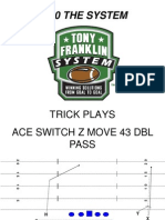 30 - 2010 Tfs Trick Plays