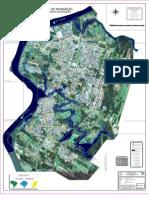Anexo 05 - Carta de Inundação da Zona Urbana de Estrela