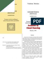 Geometrijos Zinynas Moksleiviams (1996) by Cloud Dancing