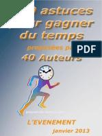 120 Astuces Pour Gagner Du Temps VP Michele H