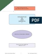 Altamirano Orrego Carlos - Dialectica de Una Derrota 1